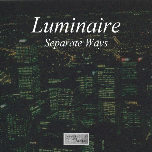 luminaire separate ways ep. Black Bedroom Furniture Sets. Home Design Ideas