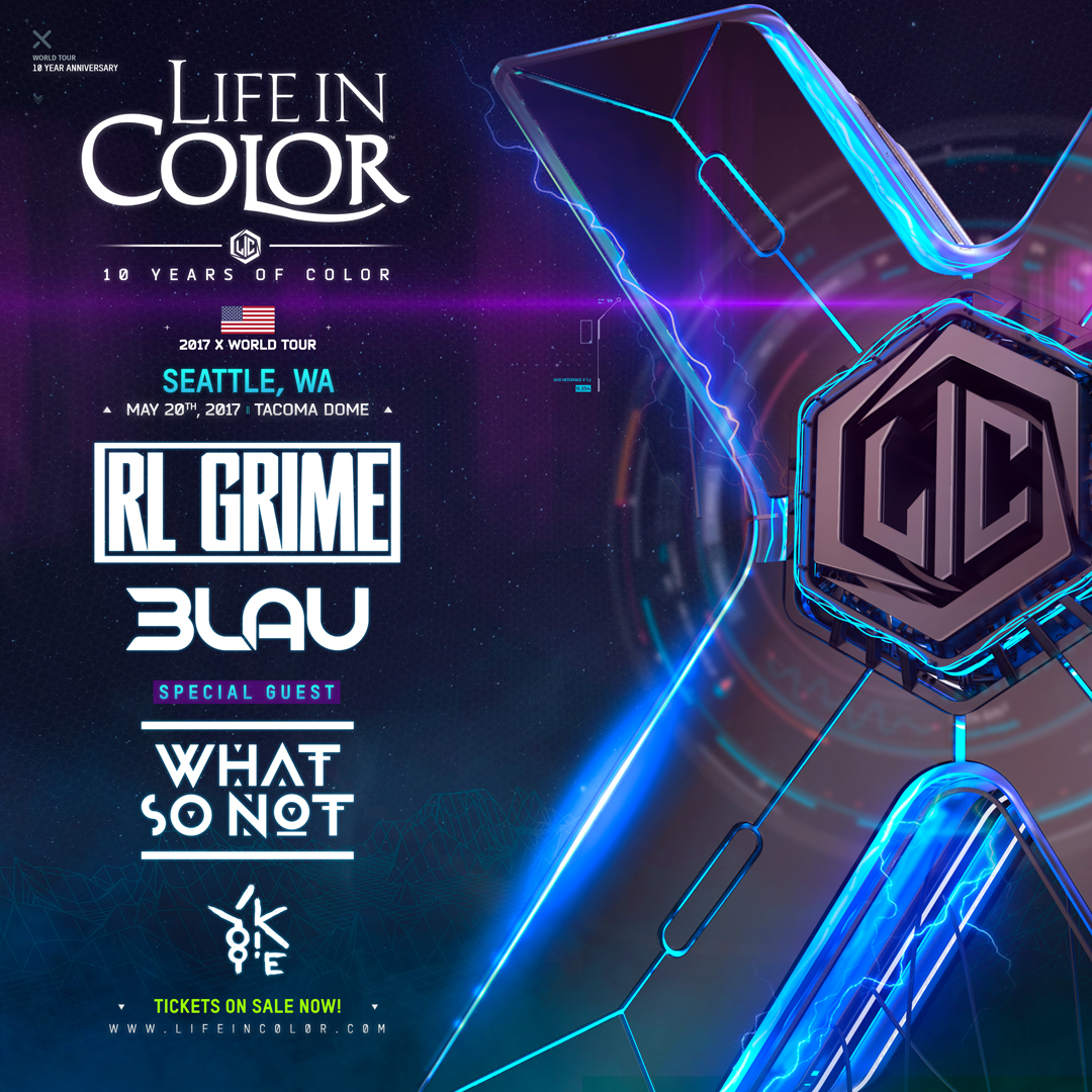 Ever Wonder Why Life In Color Has Been So Successful For Over A Decade Hear What Its Organizers
